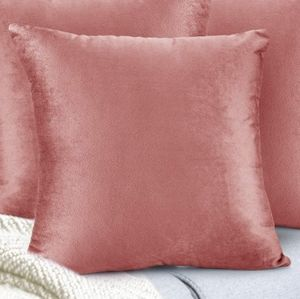⭐NEW⭐ - Rose Mist Velvet Pillow - 18X18